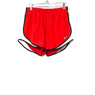 Primary Photo - BRAND: NIKE APPAREL STYLE: ATHLETIC SHORTS COLOR: RED SIZE: M SKU: 262-26241-43866