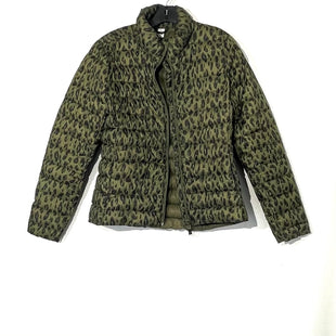 Primary Photo - BRAND: OLD NAVY STYLE: JACKET OUTDOOR COLOR: ANIMAL PRINT SIZE: M SKU: 262-26275-73402