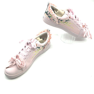 Primary Photo - BRAND: TED BAKER STYLE: SHOES ATHLETIC COLOR: PINK SIZE: 11 SKU: 262-26211-144626MAY HAVE A COUPLE SLIGHT SPOTS