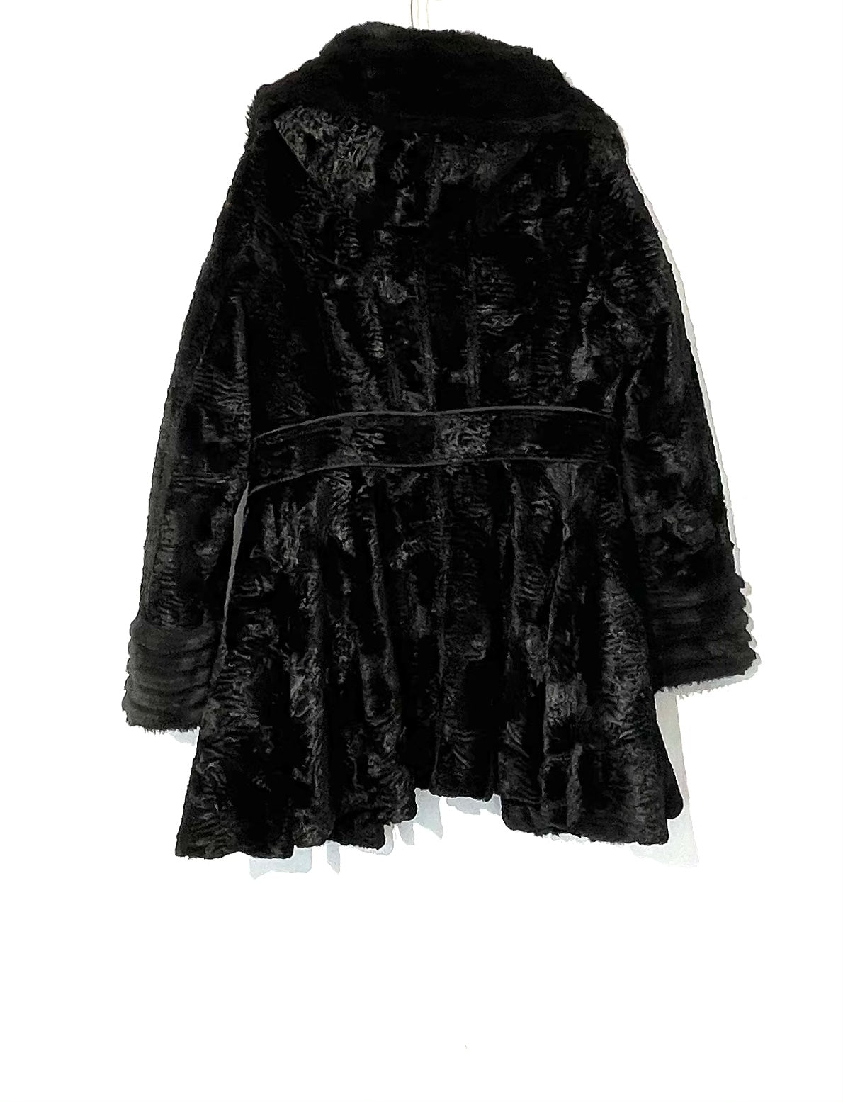 Photo #1 - BRAND: LAUNDRY <BR>STYLE: COAT<BR>COLOR: BLACK <BR>SIZE: S <BR>SKU: 262-26275-73605