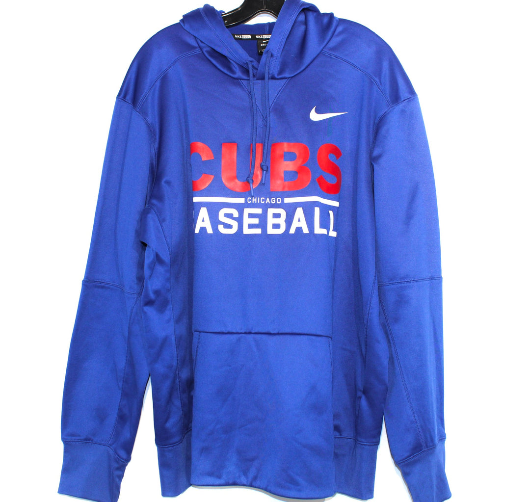 Primary Photo - BRAND: GENUINE MERCHANDISE/ NIKE APPAREL <BR>STYLE: ATHLETIC TOP <BR>COLOR: SPORTS TEAM/ROYAL BLUE<BR>SIZE: XXL <BR>SKU: 262-26241-38456<BR><BR>