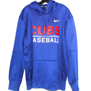Primary Photo - BRAND: GENUINE MERCHANDISE/ NIKE APPAREL STYLE: ATHLETIC TOP COLOR: SPORTS TEAM/ROYAL BLUESIZE: XXL SKU: 262-26241-38456