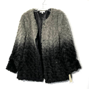 Primary Photo - BRAND: FEVER STYLE: COAT SHORT COLOR: GREY SIZE: M SKU: 262-26275-73762
