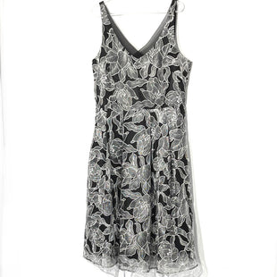Primary Photo - BRAND: WHITE HOUSE BLACK MARKET STYLE: DRESS SHORT SLEEVELESS COLOR: BLACK WHITE SIZE: XL /14SKU: 262-26275-76683