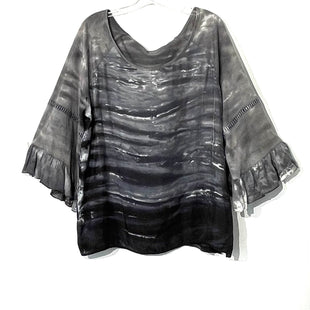 Primary Photo - BRAND:    WHISPER AND GLOWSTYLE: BLOUSE COLOR: TIE DYE SIZE: L OTHER INFO: WHISPER AND GLOW - SKU: 262-26275-57210