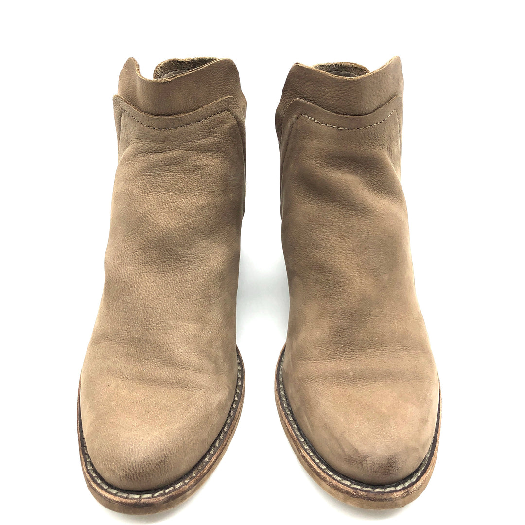 Photo #3 - BRAND: DOLCE VITA <BR>STYLE: BOOTS ANKLE <BR>COLOR: TAN <BR>SIZE: 6.5 <BR>SKU: 262-26275-75273<BR><BR>FIRST PHOTO IS MOST COLOR ACCURATE, OTHERS MAY APPEAR A BIT LIGHTER THAN TRUE COLOR.