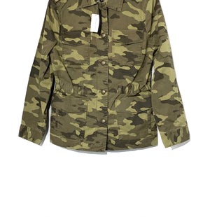 Primary Photo - BRAND: BANANA REPUBLIC STYLE: JACKET OUTDOOR COLOR: CAMOFLAUGE SIZE: S SKU: 262-26275-70562