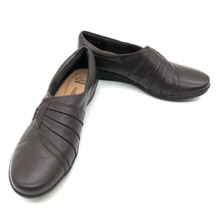 Primary Photo - BRAND: CLARKS STYLE: SHOES FLATS COLOR: BROWN SIZE: 8 SKU: 262-26275-77919