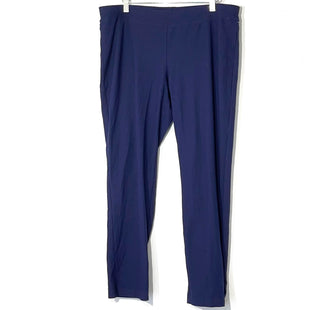 Primary Photo - BRAND: EILEEN FISHER STYLE: LEGGINGS PANTS COLOR: NAVY SIZE: L /12SKU: 262-262100-313DESIGNER FINAL