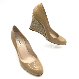 Primary Photo - BRAND:  L.K.BENNETTSTYLE: SHOES LOW HEEL COLOR: NUDE SIZE: 8.5 SKU: 262-26275-76830IN GOOD SHAPE AND CONDITION