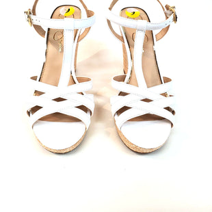 Primary Photo - BRAND: JESSICA SIMPSON STYLE: SANDALS HIGH COLOR: WHITE SIZE: 9 SKU: 262-26241-41556AS IS