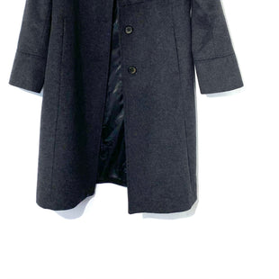 Primary Photo - BRAND: COLE-HAAN STYLE: COAT SHORT COLOR: GREY SIZE: L /12SKU: 262-26241-4091364% WOOLDESIGNER FINAL
