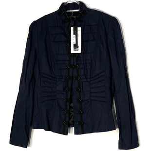 Primary Photo - BRAND: ELIE TAHARI STYLE: BLAZER JACKET COLOR: NAVY SIZE: XL SKU: 262-26211-144639DESIGNER FINAL