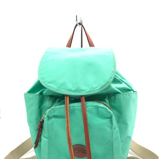 Primary Photo - BRAND: DOONEY AND BOURKE STYLE: NYLON BACKPACK COLOR: MINT SIZE: MEDIUM SKU: 262-26275-46621SOME SPOTS SHOWS DESIGNER BRAND - FINAL SALE