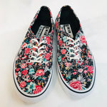 Primary Photo - BRAND: VANS <BR>STYLE: SHOES ATHLETIC <BR>COLOR: FLORAL <BR>SIZE: 8 <BR>SKU: 262-26275-49839<BR>AS IS