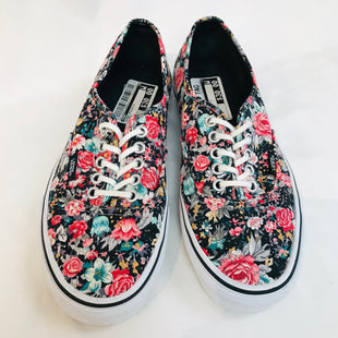 Primary Photo - BRAND: VANS STYLE: SHOES ATHLETIC COLOR: FLORAL SIZE: 8 SKU: 262-26275-49839AS IS