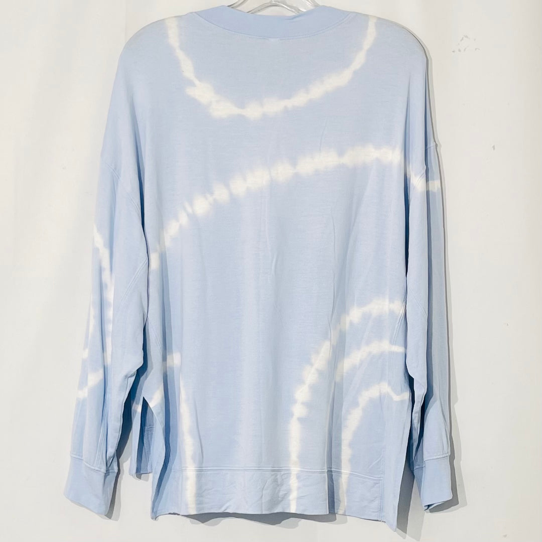 Photo #1 - BRAND: JOY LAB <BR>STYLE: TOP LONG SLEEVE <BR>COLOR: TIE DYE <BR>SIZE: M <BR>SKU: 262-26275-71889
