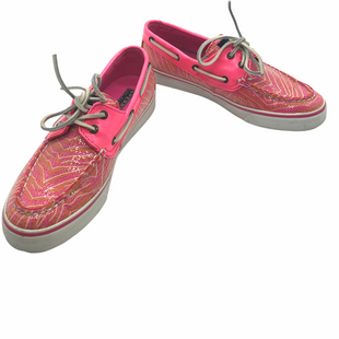Primary Photo - BRAND: SPERRY STYLE: SHOES FLATS COLOR: ORANGEPINK SIZE: 7.5 SKU: 262-26241-48071