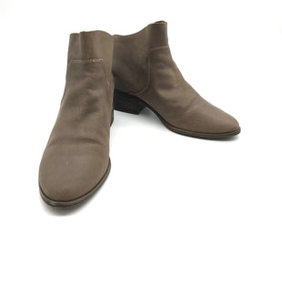 Primary Photo - BRAND: LUCKY BRAND O STYLE: BOOTS ANKLE COLOR: BROWN SIZE: 8 SKU: 262-26275-69282AS IS