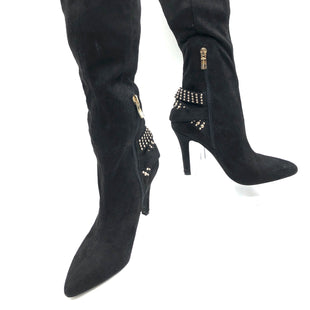 Primary Photo - BRAND: BCBGENERATION STYLE: BOOTS ANKLE COLOR: BLACK SIZE: 6.5 SKU: 262-26275-75275