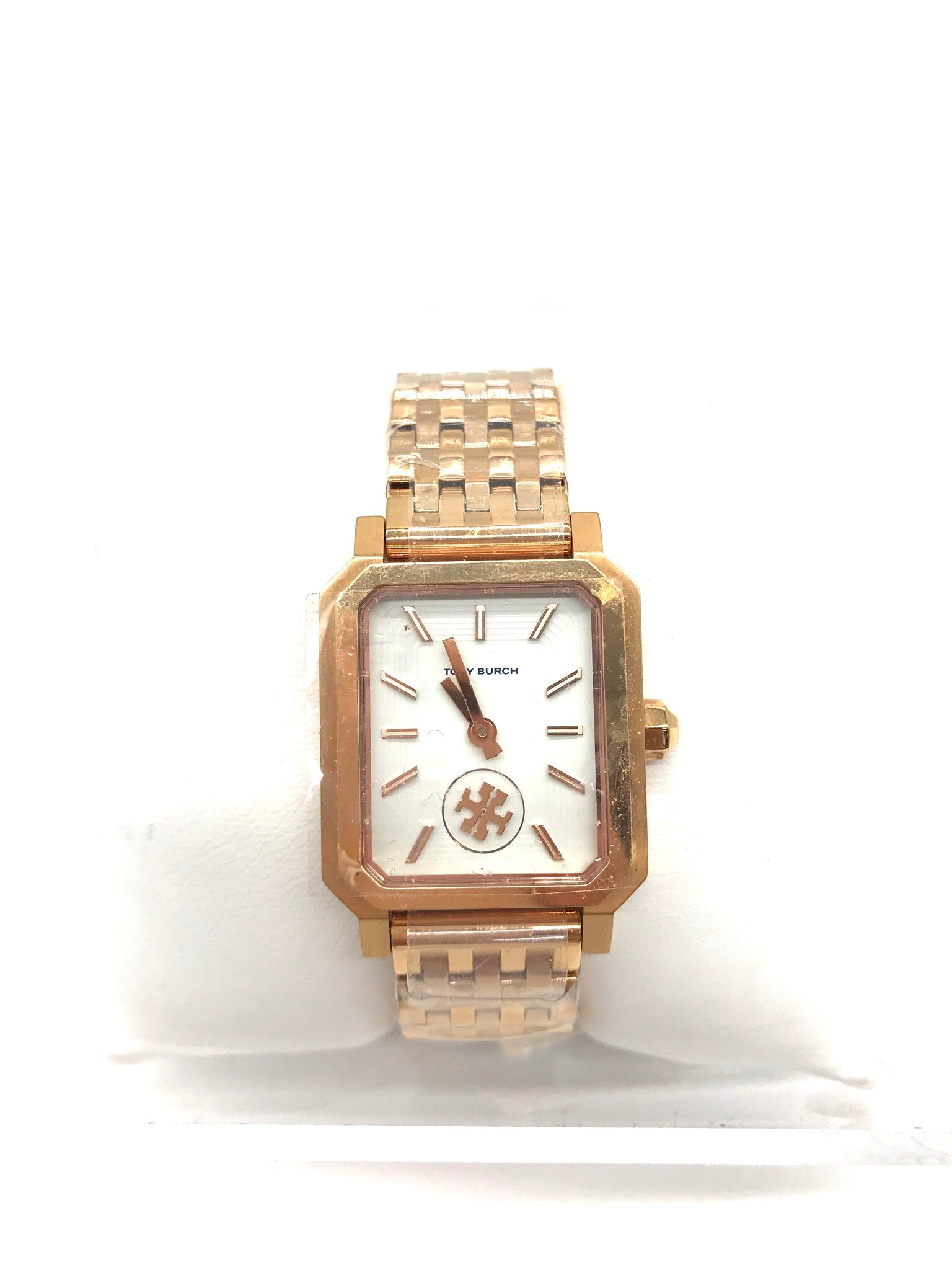 Photo #1 - BRAND: TORY BURCH <BR>STYLE: WATCH <BR>COLOR: GOLD <BR>SKU: 262-262100-172<BR>IN NEW AND WORKING CONDITION <BR>DESIGNER BRAND - FINAL SALE