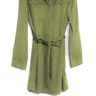 Primary Photo - BRAND: SANCTUARY STYLE: DRESS SHORT LONG SLEEVE COLOR: OLIVE SIZE: S SKU: 262-262101-936