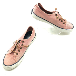 Primary Photo - BRAND: SPERRY STYLE: SHOES ATHLETIC COLOR: LIGHT PINK SIZE: 7 SKU: 262-26275-76945SOME SLIGHT WEAR