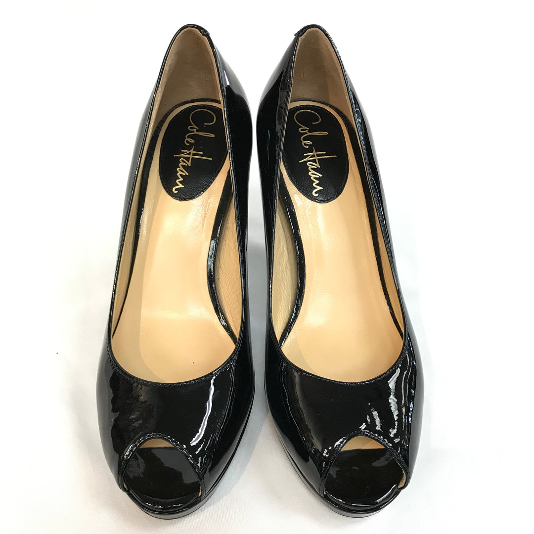 Primary Photo - BRAND: COLE-HAAN O <BR>STYLE: SHOES LOW<BR>COLOR: BLACK <BR>SIZE: 5 <BR>SKU: 262-26211-133347<BR>AS IS