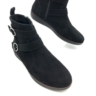 Primary Photo - BRAND: FITFLOP STYLE: BOOTS ANKLE COLOR: BLACK SIZE: 11 SKU: 262-26275-67215GENTLE WEAR - AS IS