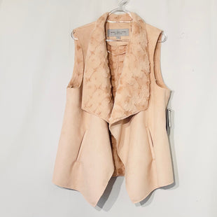 Primary Photo - BRAND: ANDREW MARC STYLE: VEST COLOR: LIGHT PINK SIZE: L SKU: 262-26275-73961