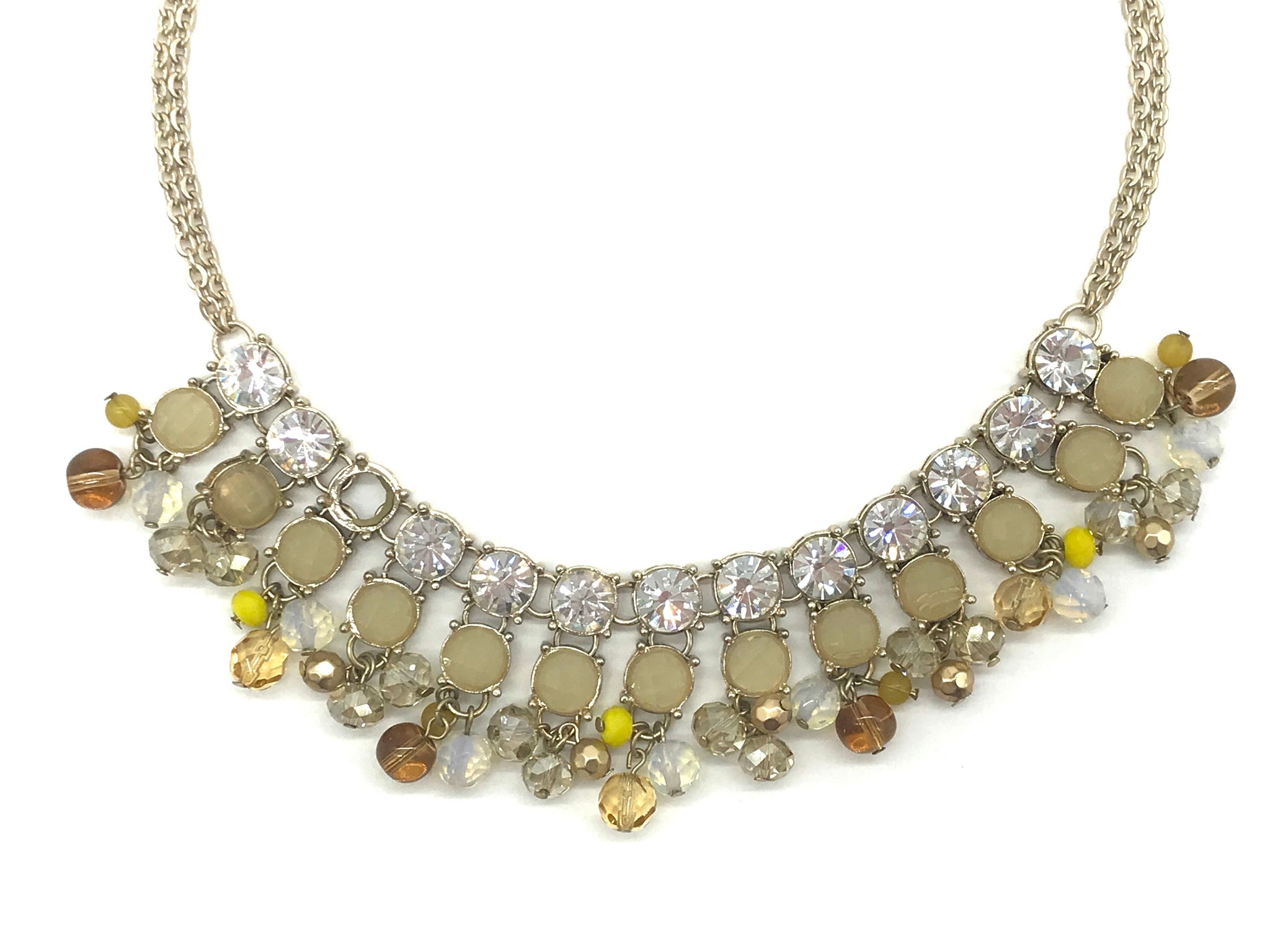 Primary Photo - BRAND:  LOFT<BR>STYLE: NECKLACE <BR>COLOR: MULTI <BR>SKU: 262-26275-63187<BR>AS IS