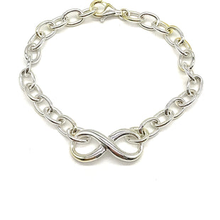 Primary Photo - BRAND: GUESS STYLE: BRACELET COLOR: STERLING SILVER SKU: 262-26275-64732AS IS