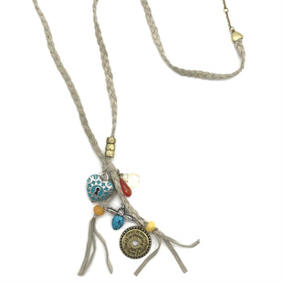 Primary Photo - BRAND:  FOSSILSTYLE: NECKLACE COLOR: MULTI SKU: 262-26275-73018AS IS