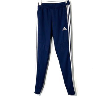 Primary Photo - BRAND: ADIDAS STYLE: ATHLETIC PANTS COLOR: NAVY SIZE: XS SKU: 262-26275-74921