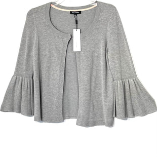 Primary Photo - BRAND: 525 AMERICA STYLE: SWEATER CARDIGAN LIGHTWEIGHT COLOR: GREY SIZE: S SKU: 262-26211-143180