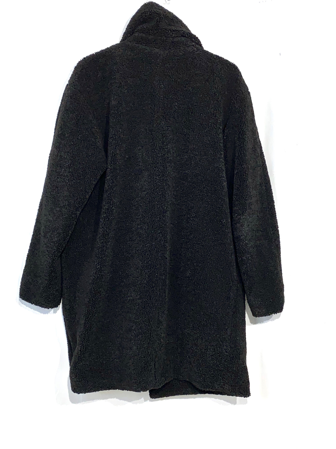Photo #1 - BRAND: LUCKY BRAND <BR>STYLE: COAT OUTDOOR <BR>COLOR: BLACK <BR>SIZE: M <BR>SKU: 262-26275-64986<BR><BR>GENTLEST OF WEAR<BR>100% POLYESTER