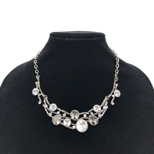 Primary Photo - BRAND:  NO BRANDSTYLE: NECKLACE COLOR: SILVER SKU: 262-26241-43463AS IS