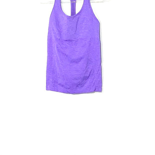 Primary Photo - BRAND: LULULEMON STYLE: ATHLETIC TANK TOP COLOR: PURPLESIZE: 6SKU: 262-26275-71017DESIGNER FINAL