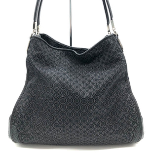 "Primary Photo - BRAND: COACH STYLE: HANDBAG DESIGNER COLOR: MONOGRAM SIZE: MEDIUM SKU: 262-26275-75672APPROX. 12""L X 12""H X 6""D"