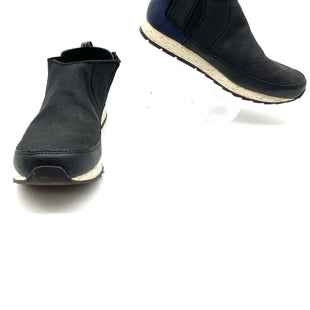 Primary Photo - BRAND: TOMS STYLE: SHOES FLATS COLOR: BLACK BLUESIZE: 7 SKU: 262-26275-68355YOUTH 5.5 /WOMEN'S 7 AS IS