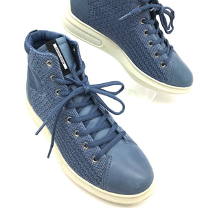 Primary Photo - BRAND: ECCO STYLE: SHOES ATHLETIC COLOR: BLUE SIZE: 8 SKU: 262-26275-68462AS IS