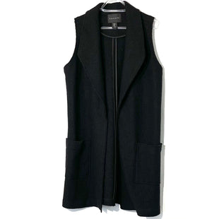 Primary Photo - BRAND: TAHARI STYLE: VEST COLOR: BLACK SIZE: M SKU: 262-26275-74828DRESS LENGTH53% WOOL