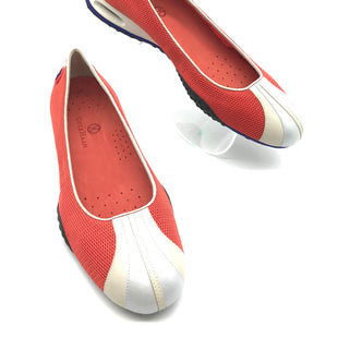 Primary Photo - BRAND: COLE-HAAN STYLE: SHOES FLATS COLOR: ORANGE SIZE: 8 SKU: 262-26275-69100NEW CONDITION