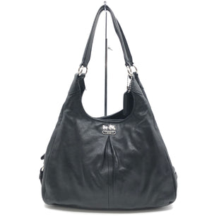 "Primary Photo - BRAND: COACH STYLE: HANDBAG DESIGNER COLOR: BLACK SIZE: MEDIUM 10""H X 13""L X 5""WDROP: 10""SKU: 262-26275-76644IN GOOD SHAPE AND CONDITION"