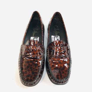 Primary Photo - BRAND: COLE-HAAN STYLE: SHOES FLATS COLOR: ANIMAL PRINT SIZE: 8 SKU: 262-26211-136325- AS IS -