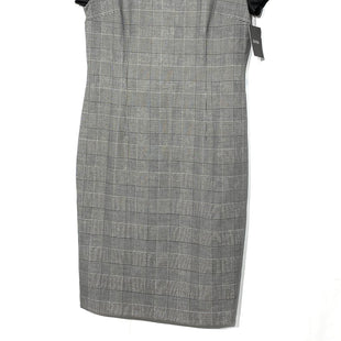 Primary Photo - BRAND: ELLEN TRACY STYLE: DRESS SHORT SHORT SLEEVE COLOR: CHECKED SIZE: S /6SKU: 262-26275-68791