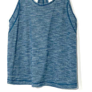 Primary Photo - BRAND: LULULEMON STYLE: ATHLETIC TANK TOP COLOR: TEAL SIZE: XS /SSKU: 262-26275-69302DESIGNER FINAL