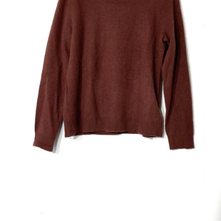 Primary Photo - BRAND: LORD AND TAYLOR STYLE: SWEATER CASHMERE COLOR: MAROON SIZE: L SKU: 262-26275-73112
