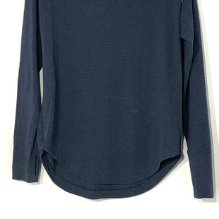 Primary Photo - BRAND: LULULEMON STYLE: ATHLETIC TOP COLOR: NAVY SIZE: 6 SKU: 262-26211-141478DESIGNER FINAL