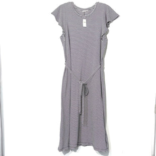 Primary Photo - BRAND: GAP STYLE: DRESS SHORT SHORT SLEEVE COLOR: STRIPED SIZE: L SKU: 262-26211-139312